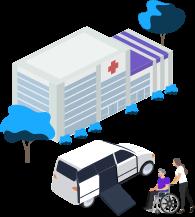 Non Emergency Medical Transportation Technology Three